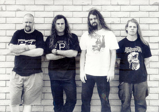 Premonition - Textas Tech Thrash